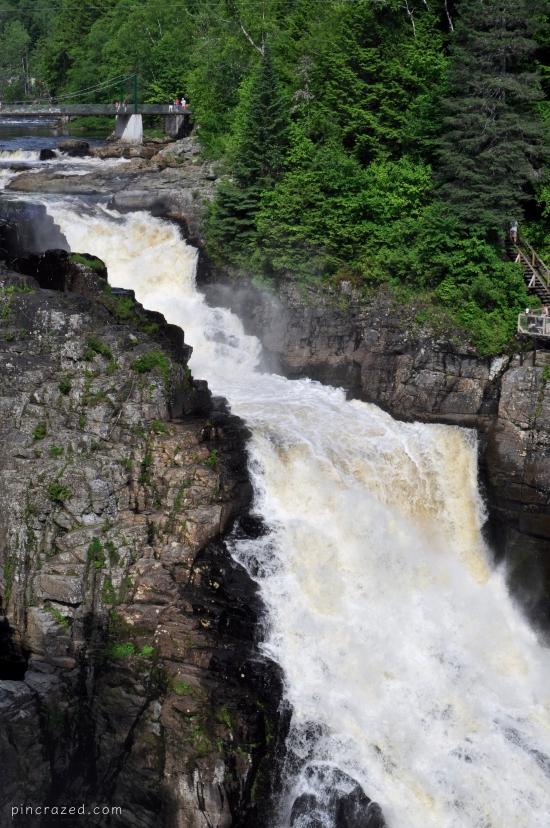 Canyon Sainte-Anne - Québec City