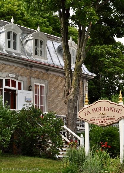 La Boulange on Île d'Orleans - Québec City