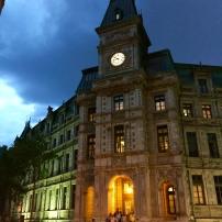 Old Québec at Night - Old Québec City