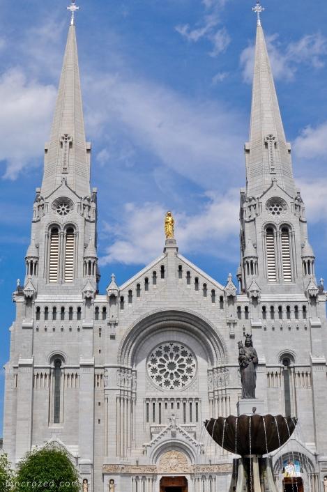 Sainte Anne de Beaupre - Québec City